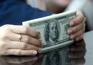 Міжбанк закрився падінням котирувань долара і євро