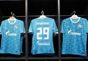 Зенит уже начал продажу футболок Аршавина