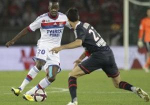 Лига 1: Лион и ПСЖ забивают на двоих восемь мячей