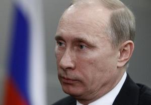 Путін: Захід має на меті змінити режим в Ірані