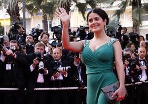 Сальма Хайєк стане продюсером першої в світі екранізації Пророка