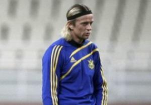 Тимощук: Главное преимущество сборной Украины - самоотдача