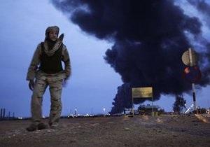 Підрозділи несформованої лівійської армії припинять племінні сутички