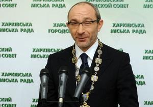Ярославський про Кернеса: Кандидат, який на виборах набрав 0% голосів, не може бути мером