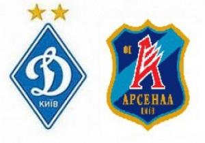 Конкурс: Динамо Київ розігрує квитки на Київське дербі