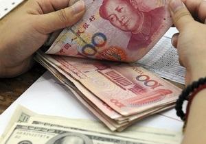 Китай пригрозив Європі відмовою у фінансовій допомозі