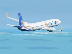 Авіакомпанія flyDubai може відкрити рейс Одеса - Дубай