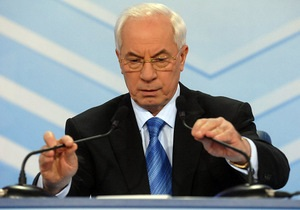 Лідер регіоналів у парламенті заявив, що відставка Азарова не обговорюється