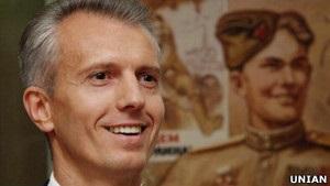 Валерій Хорошковський став першим віце-прем єром