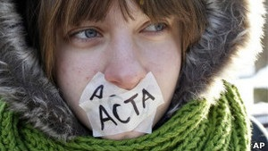 Acta: Європейський суд поставить крапку у справі антипіратської угоди