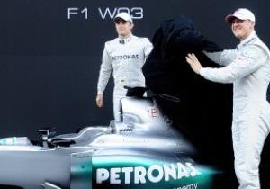 Mercedes собирается предложить Шумахеру новый контракт