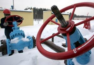 НГ: Дешевий газ - тільки в рамках Митного союзу