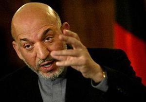 Карзай офіційно запросив талібів на прямі переговори