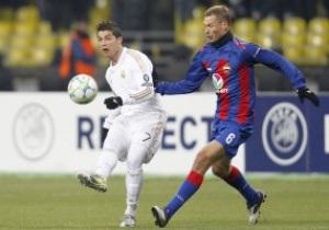 Лига Чемпионов: ЦСКА вырвал ничью у Реала на последних секундах матча