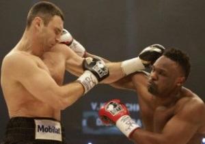 Команда Кличко выступает против повторного боя с Чисорой