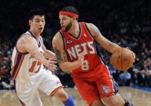 NBA: 38 очков Уильямса принесли Нью-Джерси победу над Нью-Йорком