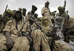 У Дарфурі бойовики захопили понад 50 миротворців ООН