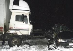 У Херсонській області двоє громадян Молдови загинули у ДТП