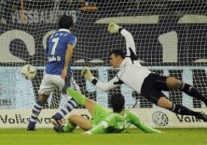 Бундеслига: Вечно молодой Рауль помогает Шальке разгромить Вольфсбург, Ганновер разбивает Штутгарт