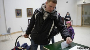Латвійці не захотіли російську мову як державну