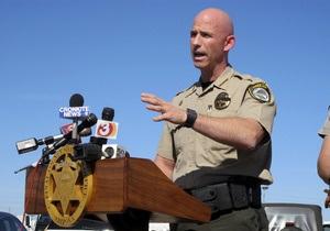 Шерифу з Арізони довелося залишити штаб кандидата в президенти США через звинувачення екс-коханця