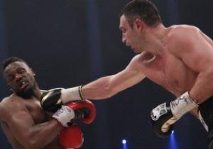 Виталий Кличко уверенно победил Чисору