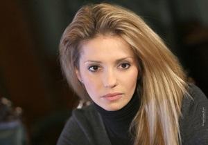 Дочка Тимошенко стверджує, що у її матері діагностували грижу