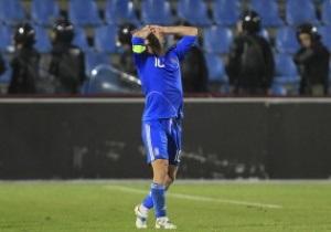 Политика FIFA. Греция может не сыграть на Евро-2012