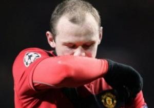 Руни: Жду не дождусь игр в Лиге Европы