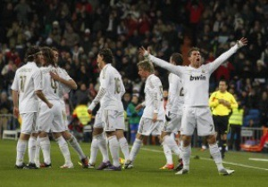 Реал установил рекорд результативности испанского чемпионата