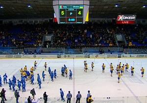 Италия в серии буллитов обыграла Украину и стала победителем киевского Еврочелленджа