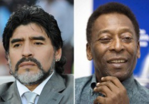 Марадона уверяет, что Пеле критикует ради наживы, и посоветовал ему обратиться к врачам