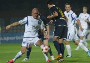 Старт весенней части Чемпионата Украины перенесли