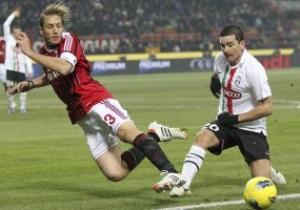 Заявка на финал: Ювентус бьет Милан на Сан-Сиро