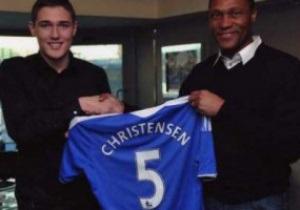 Челси подписал 15-летнего датчанина