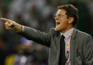 Тренер сборной Англии разгневан тем, что Терри лишили капитанской повязки
