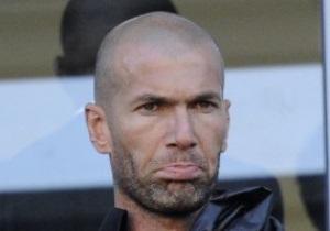 Зидан в гневе. Французский комик жестко высмеял легенду футбола