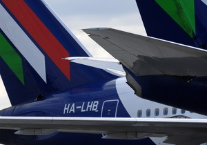 Авиакомпания Malev прекратила полеты