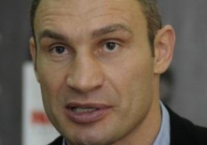 Виталий Кличко пожалел о том, что связался с Хэем