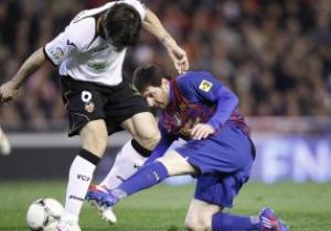 Месси лидирует в Примере по количеству потерь мяча
