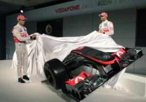 Фотогалерея: Обновленные Стрелы. Команда McLaren представила болид 2012 года