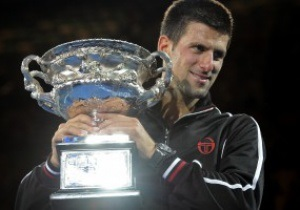В Сербии устроили массовые гуляния в честь победы Джоковича на Australian Open