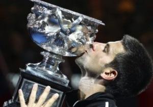 Фотогалерея: Триллер в Мельбурне. Джокович побеждает на Australian Open