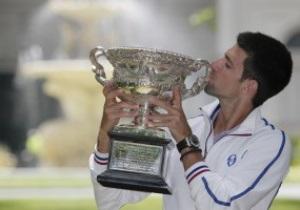 Джокович вошел в десятку сильнейших теннисистов за всю историю Australian Open
