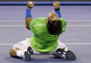 Надаль: За сутки до старта на Australian Open сидел и плакал в своем номере