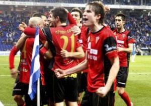 В полуфинал Кубка Испании сенсационно пробился клуб из третьего дивизиона