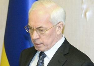Азаров не подавав у відставку - прес-секретар