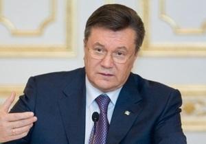 Український ланч у Давосі відкриється промовою Януковича