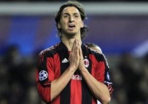 Ибрагимович стал лучшим игроком Серии А в 2011 году