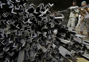За підсумками року Україна посіла восьме місце серед світових лідерів з виробництва сталі
